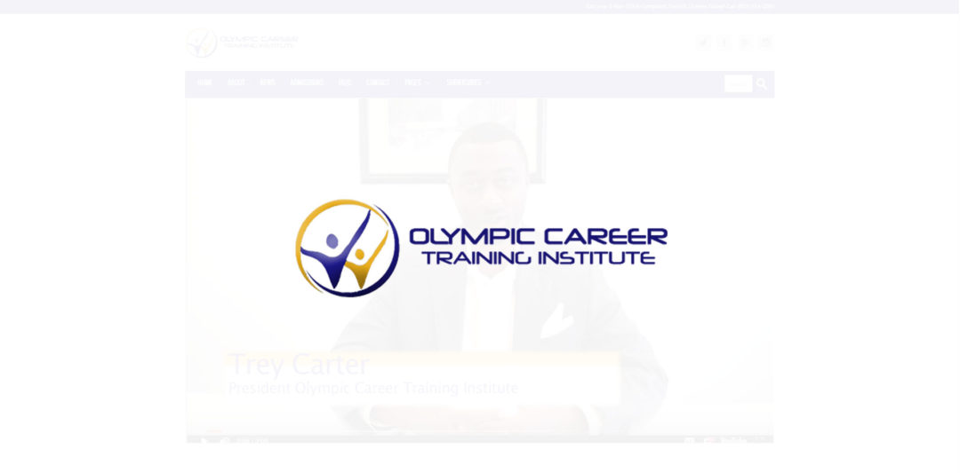 Protected: Olympic Career Training Center