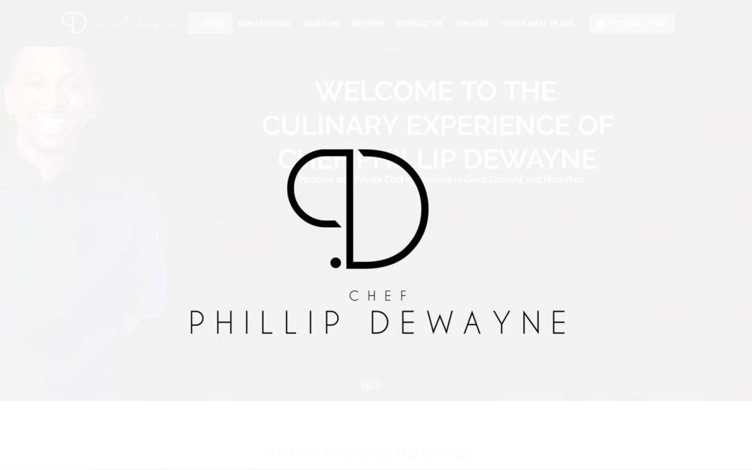 Protected: Chef Phillip Dewayne