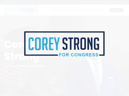 Protected: Corey Strong For Congress