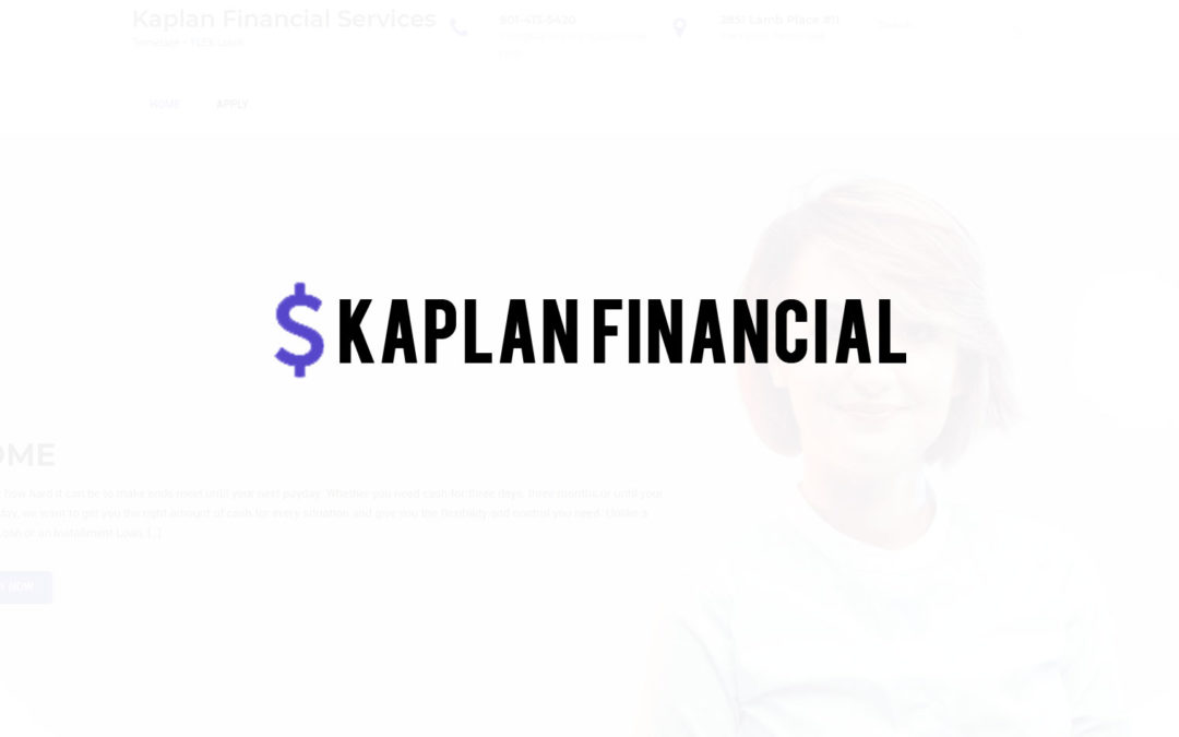 Protected: Kaplan Financial Services